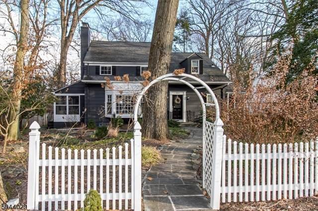 324 Partridge Run, Mountainside Boro, NJ 07092 (MLS #3688635) :: The Dekanski Home Selling Team