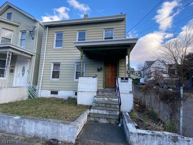 565 E 24Th St, Paterson City, NJ 07514 (MLS #3688674) :: William Raveis Baer & McIntosh