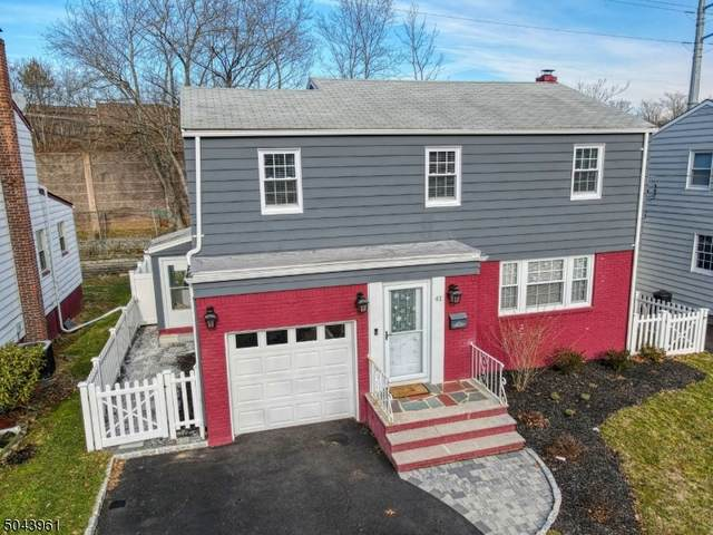 41 Buckingham Rd, West Orange Twp., NJ 07052 (MLS #3688684) :: Mary K. Sheeran Team