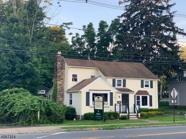23 E Main St, Mendham Boro, NJ 07945 (MLS #3688742) :: RE/MAX Select