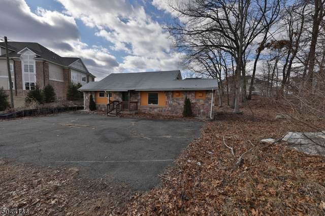 160 W Union Tpke, Rockaway Twp., NJ 07885 (MLS #3688743) :: RE/MAX Select