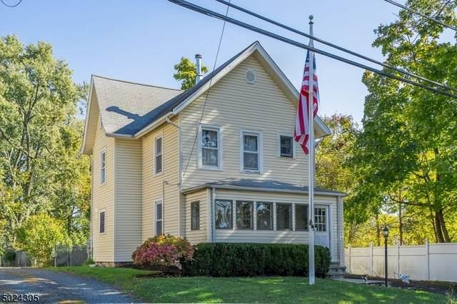 109 Summit Ave, Chatham Boro, NJ 07928 (MLS #3688804) :: RE/MAX Select