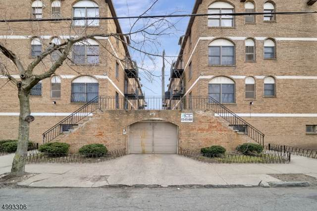 63 Rome St D-2, Newark City, NJ 07105 (MLS #3688827) :: SR Real Estate Group