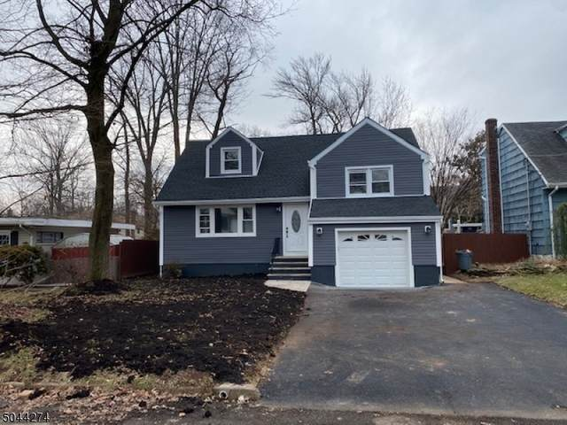 402 Orchard St, Rahway City, NJ 07065 (MLS #3688833) :: The Premier Group NJ @ Re/Max Central