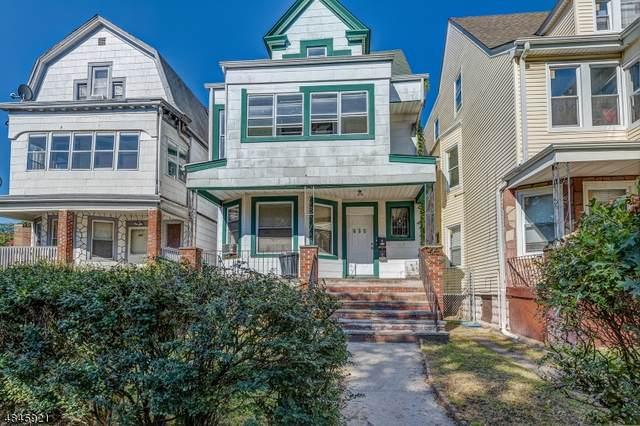 455 N Grove St #2, East Orange City, NJ 07017 (MLS #3688843) :: RE/MAX Select