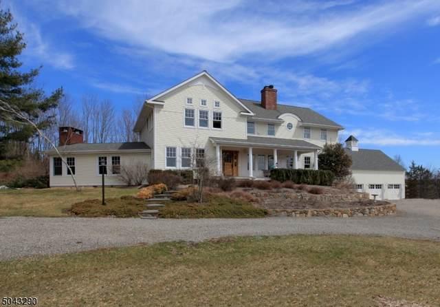 780 Larger Cross Rd, Bedminster Twp., NJ 07921 (MLS #3688877) :: Team Francesco/Christie's International Real Estate