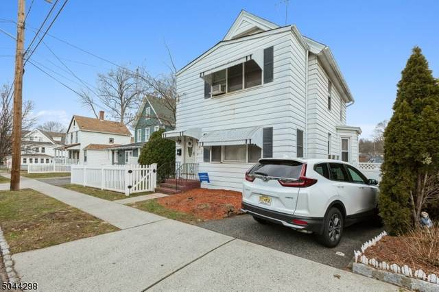 197 Waldo Pl, Englewood City, NJ 07631 (MLS #3688916) :: William Raveis Baer & McIntosh