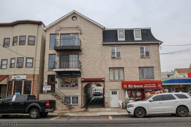 59 Wilson Ave, Newark City, NJ 07105 (MLS #3688936) :: SR Real Estate Group