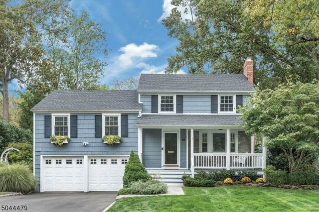 30 Burgess St, Chatham Boro, NJ 07928 (MLS #3688979) :: Mary K. Sheeran Team