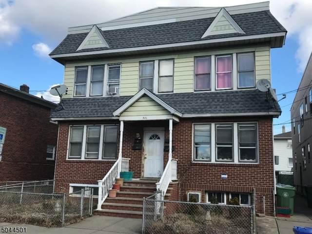 321 Ashton Ave, Linden City, NJ 07036 (MLS #3688993) :: The Sue Adler Team