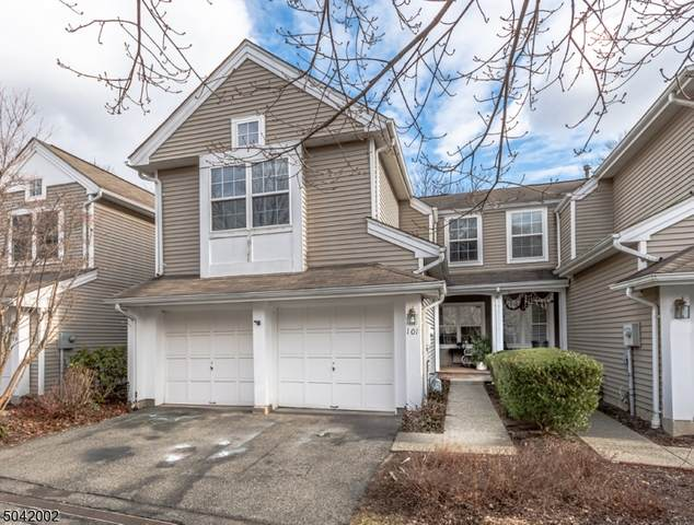 101 Woodmont Drive, Randolph Twp., NJ 07869 (MLS #3689097) :: Mary K. Sheeran Team