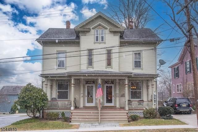 403 Church St, Hackettstown Town, NJ 07840 (MLS #3689249) :: Mary K. Sheeran Team