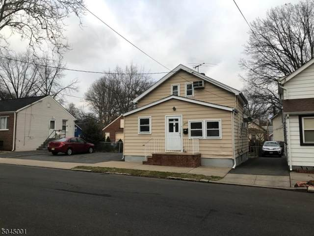 1473 Hiawatha Ave #1, Hillside Twp., NJ 07205 (MLS #3689402) :: The Sikora Group