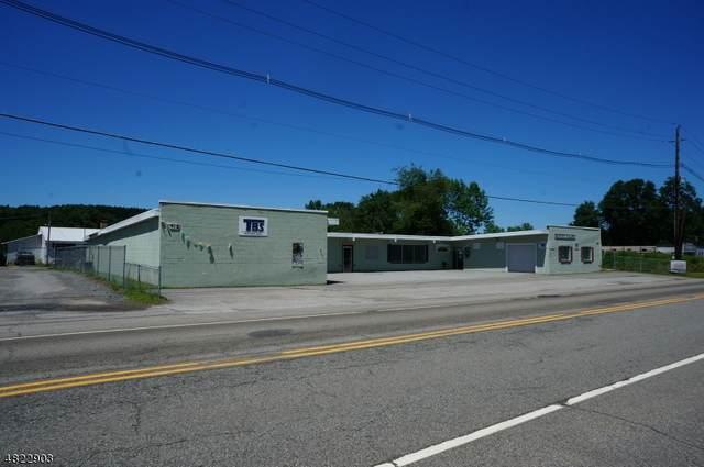 412 Route 206, Montague Twp., NJ 07827 (MLS #3689775) :: RE/MAX Platinum