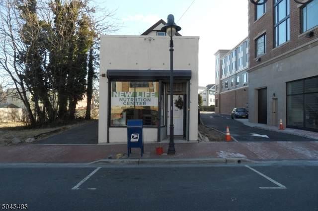 1573 Springfield Ave, Maplewood Twp., NJ 07040 (MLS #3689852) :: Coldwell Banker Residential Brokerage