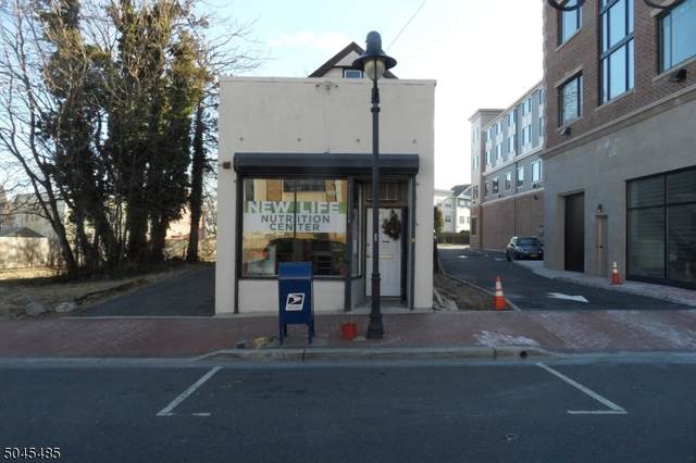 1573 Springfield Ave, Maplewood Twp., NJ 07040 (MLS #3690689) :: Coldwell Banker Residential Brokerage