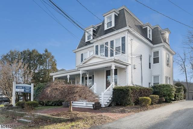 118 Washington St, Morristown Town, NJ 07960 (MLS #3690692) :: SR Real Estate Group