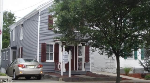 51 High St, Newton Town, NJ 07860 (MLS #3691027) :: SR Real Estate Group