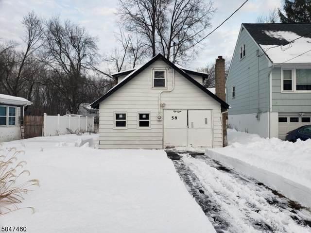 58 Pawnee Ave, Parsippany-Troy Hills Twp., NJ 07034 (MLS #3691427) :: Team Francesco/Christie's International Real Estate