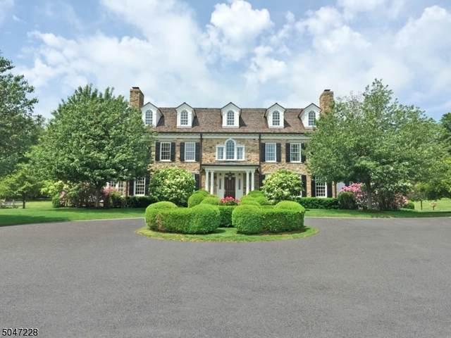 607 Spring Valley Road, Harding Twp., NJ 07960 (MLS #3691565) :: RE/MAX Platinum