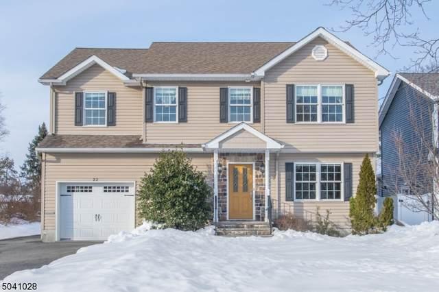 22 Manor Ave, Pequannock Twp., NJ 07444 (MLS #3691733) :: Coldwell Banker Residential Brokerage