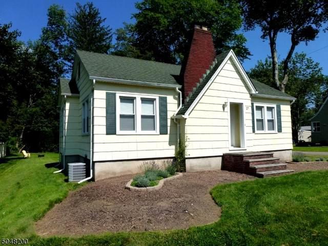 27 Jacksonville Rd, Montville Twp., NJ 07082 (MLS #3692117) :: SR Real Estate Group