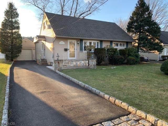 107 Anderson Pkwy, Cedar Grove Twp., NJ 07009 (MLS #3692152) :: SR Real Estate Group