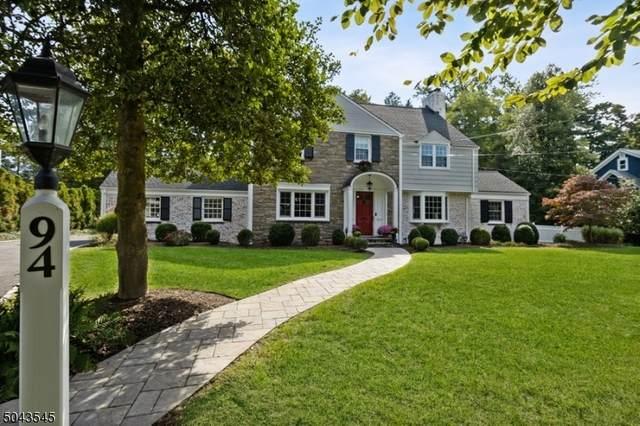 94 Green Ave, Madison Boro, NJ 07940 (MLS #3692226) :: SR Real Estate Group