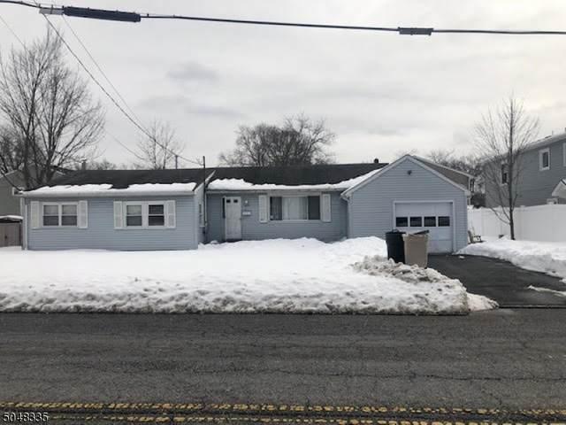 28 Vail Rd, Parsippany-Troy Hills Twp., NJ 07054 (MLS #3692230) :: Team Francesco/Christie's International Real Estate