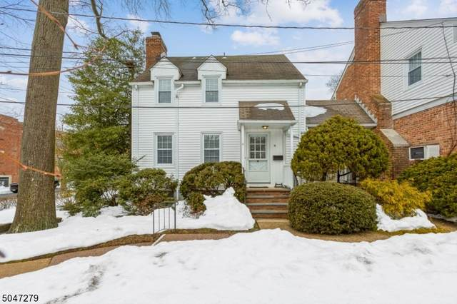 585 Trinity Place O, Westfield Town, NJ 07090 (MLS #3692592) :: Coldwell Banker Residential Brokerage