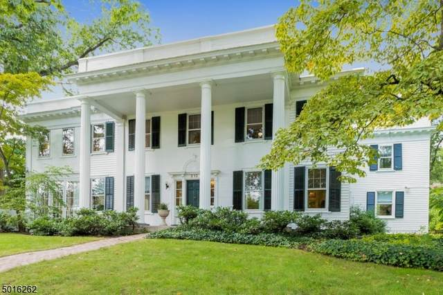 210 Christopher St, Montclair Twp., NJ 07042 (MLS #3692690) :: SR Real Estate Group
