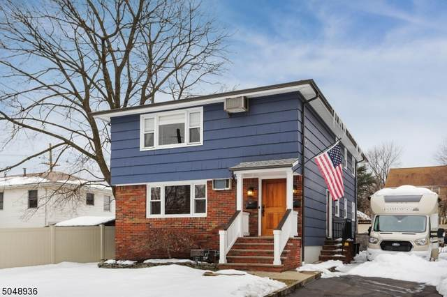 1374 Lambert St, Rahway City, NJ 07065 (MLS #3692738) :: The Sikora Group