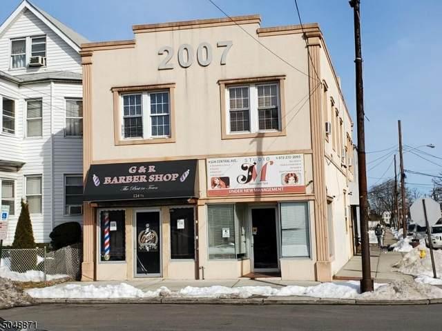 124 Central Ave, Passaic City, NJ 07055 (MLS #3692971) :: Team Cash @ KW