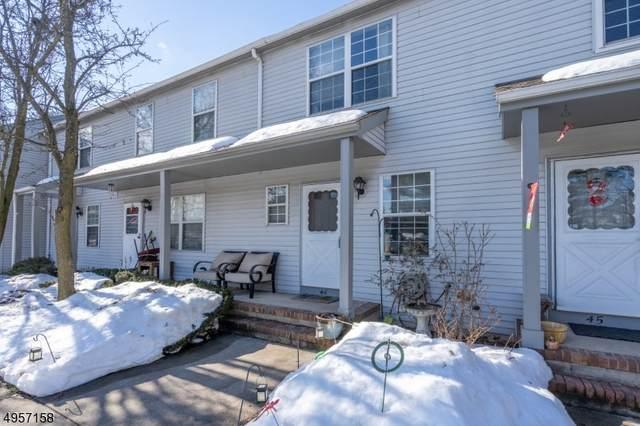 46 Adams Court, Raritan Twp., NJ 08822 (MLS #3693067) :: Coldwell Banker Residential Brokerage