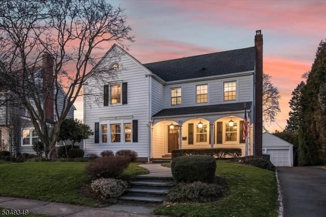 62 Dodd St, Glen Ridge Boro Twp., NJ 07028 (MLS #3693117) :: Coldwell Banker Residential Brokerage