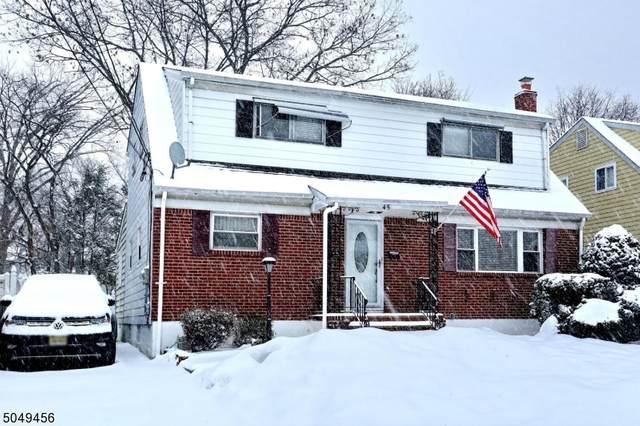 45 11th Ave, Hawthorne Boro, NJ 07506 (MLS #3693171) :: Team Braconi | Christie's International Real Estate | Northern New Jersey