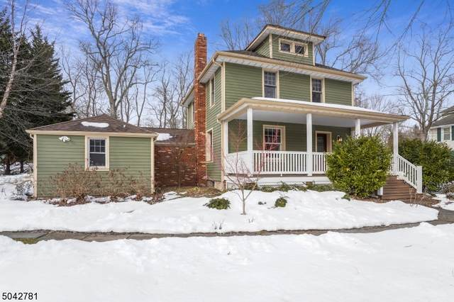 584 Valley Rd, Long Hill Twp., NJ 07933 (MLS #3693192) :: The Sikora Group