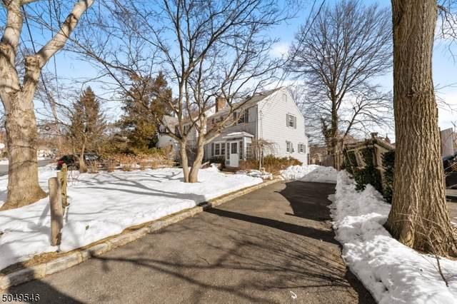 12 Campbell Rd, Millburn Twp., NJ 07078 (MLS #3693244) :: Coldwell Banker Residential Brokerage