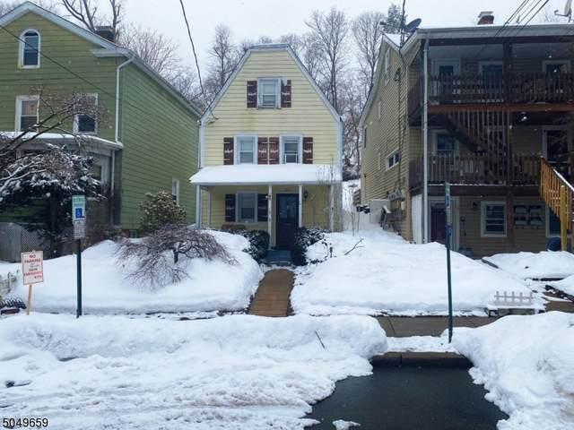 61 Madison St, Morristown Town, NJ 07960 (MLS #3693325) :: SR Real Estate Group