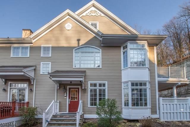 58 Chestnut St Unit 4 #4, Morristown Town, NJ 07960 (MLS #3693342) :: SR Real Estate Group