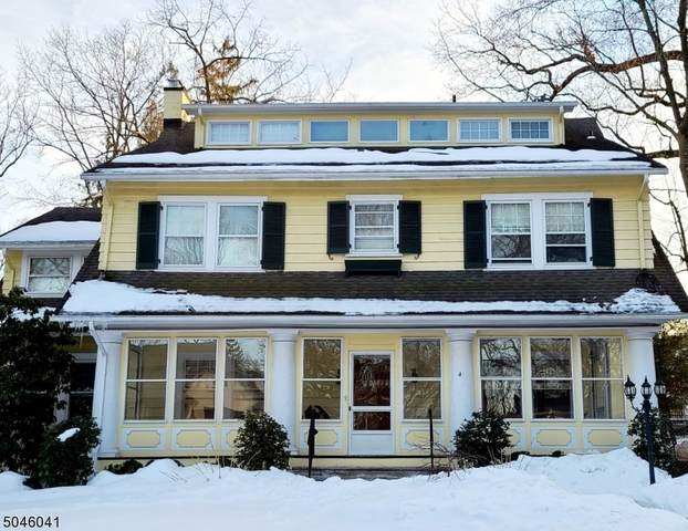 4 Macopin Ave, Montclair Twp., NJ 07043 (MLS #3693427) :: SR Real Estate Group
