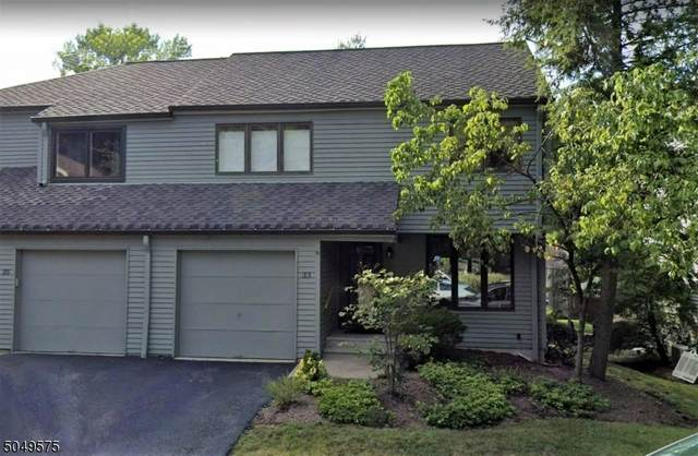 33 Minnisink Dr, Roseland Boro, NJ 07068 (MLS #3693491) :: Coldwell Banker Residential Brokerage