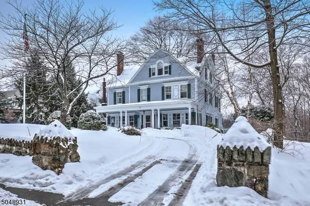 25 Ogden Pl, Morristown Town, NJ 07960 (MLS #3693517) :: SR Real Estate Group