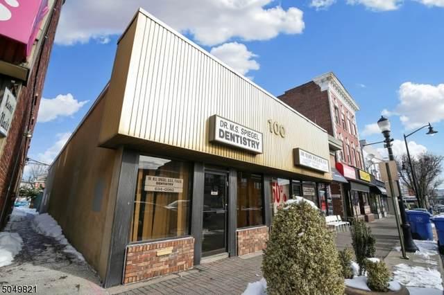 100 Main St, Woodbridge Twp., NJ 07095 (MLS #3693525) :: The Debbie Woerner Team