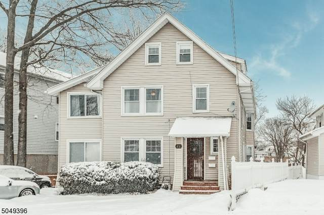 21 Claremont Ave, Montclair Twp., NJ 07042 (MLS #3693599) :: The Sikora Group