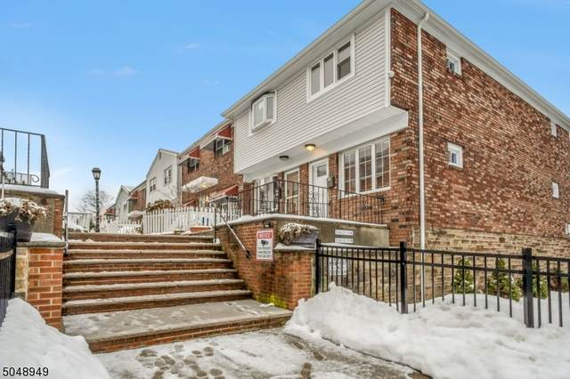 34 Waldo Ave #17, Jersey City, NJ 07306 (MLS #3693623) :: Gold Standard Realty