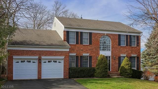 75 Vanderveer Dr, Bernards Twp., NJ 07920 (#3693625) :: Jason Freeby Group at Keller Williams Real Estate