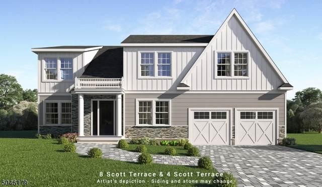8 Scott Terrace, Livingston Twp., NJ 07039 (#3693759) :: NJJoe Group at Keller Williams Park Views Realty