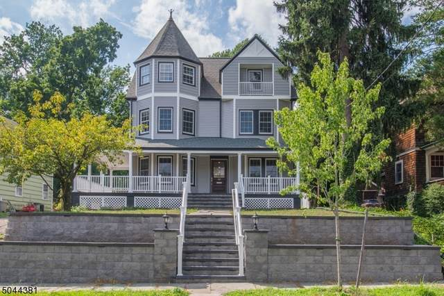 82 Christopher St, Montclair Twp., NJ 07042 (MLS #3693786) :: The Sikora Group