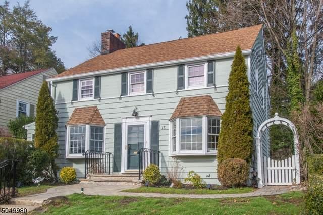 13 Ridge Ter, Millburn Twp., NJ 07078 (MLS #3693834) :: Coldwell Banker Residential Brokerage